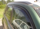 Set deflectoare slim usa fata dedicate Suzuki Grand Vitara 2005-